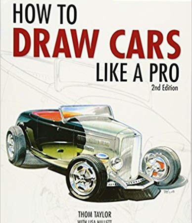 how to draw cars like a pro